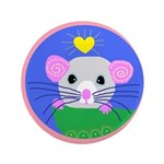"rat 3.5"" Button (100 pack)"