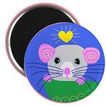 "rat 2.25"" Magnet (10 pack)"