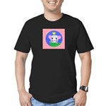 rat Men's Fitted T-Shirt (dark)