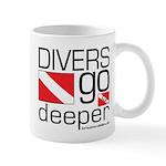 Divers go Deeper Mug