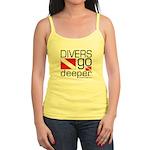 Divers go Deeper Jr. Spaghetti Tank