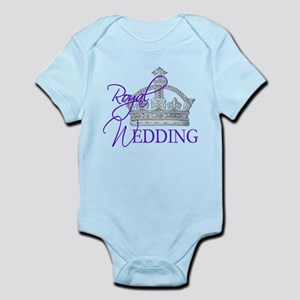 Royal Wedding London England Infant Bodysuit