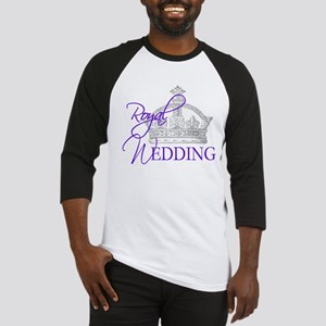 Royal Wedding London England Baseball Jersey