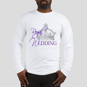Royal Wedding London England Long Sleeve T-Shirt