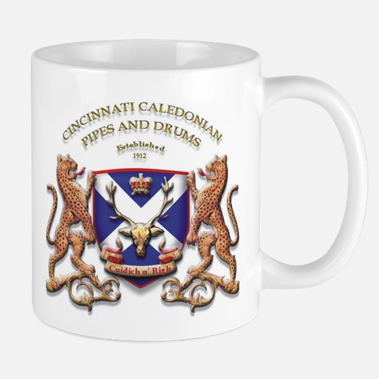 Funny St andrew%27s cross Mug
