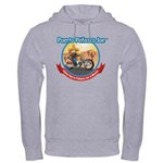 Mexican Biker Hooded Sweatshirt