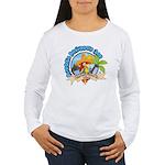 Mexican Parrot Women's Long Sleeve T-Shirt