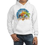 Mexico Parrot Hooded Sweatshirt