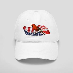 USA Cardinal Cap