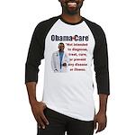 Anti Obamacare Baseball Jersey