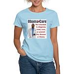 Anti Obamacare Women's Light T-Shirt