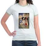 Winter 9 Jr. Ringer T-Shirt