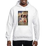 Winter 9 Hooded Sweatshirt