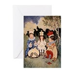 Winter 9 Greeting Cards (Pk of 10)