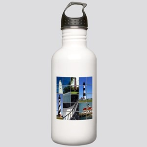 Outer Banks Lighthouses Stainless Water Bottle 1.0