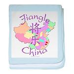 Jiangle China baby blanket