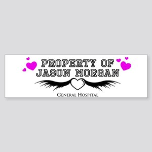 Jason General Hospital Sticker (Bumper)