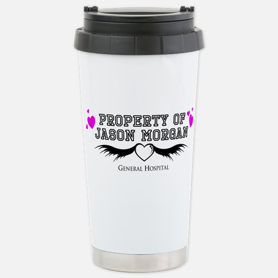 Jason General Hospital Stainless Steel Travel Mug