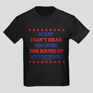 4th of July Funny Tshirt Sorry I Can't Hear You Ov