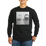 Shawn Adams (no text) Long Sleeve Dark T-Shirt