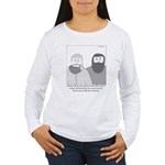 Shawn Adams Women's Long Sleeve T-Shirt