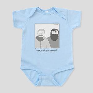 Shawn Adams Infant Bodysuit
