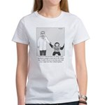 I'm With Stupid Women's T-Shirt