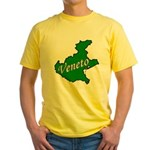 Veneto Yellow T-Shirt