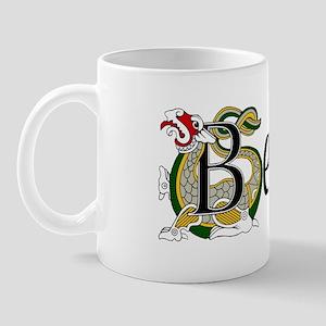 Behan Celtic Dragon Mug