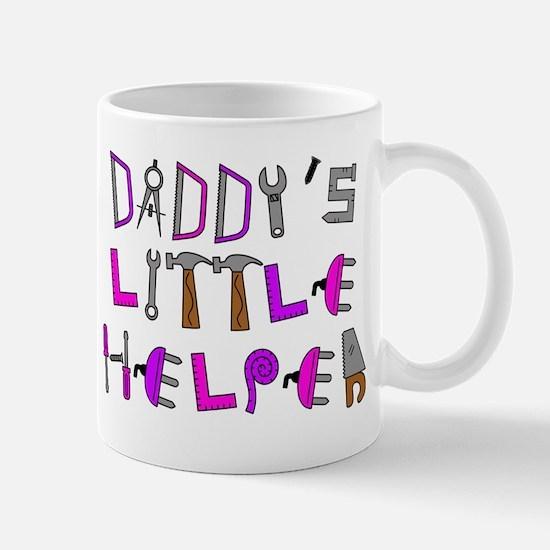 Daddys Little Helper Mugs