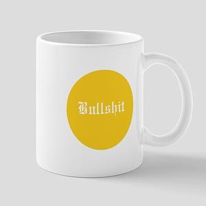 BS Button Mug