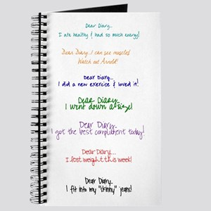 """""""Dear Diary..."""" Journal"""