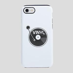 Vinyl Recod iPhone 7 Tough Case