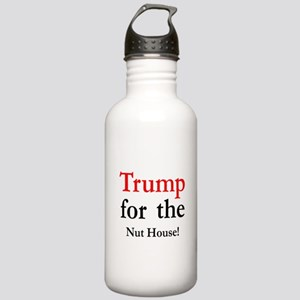 Trump for Nut house Water Bottle
