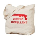 Zombie Repellent Tote Bag