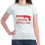 Zombie Repellent Jr. Ringer T-Shirt