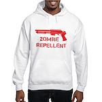 Zombie Repellent Hooded Sweatshirt
