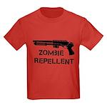 Zombie Repellent Kids Dark T-Shirt