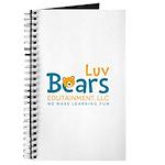 Luv Bears Edutainment Journal