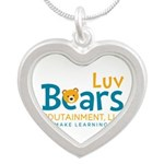 Luv Bears Edutainment Necklaces