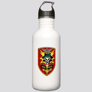 US Army MACVSOG Vietnam Stainless Water Bottle 1.0