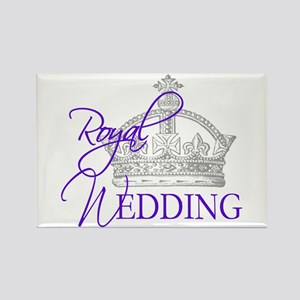 Royal Wedding London England Rectangle Magnet