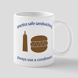 Use a Condiment - Mug