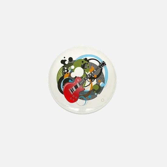 Les Paul Mini Button