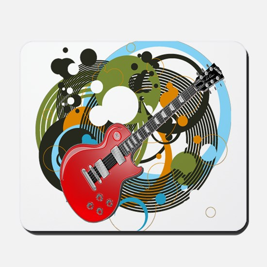 Les Paul Mousepad