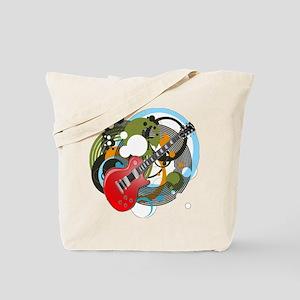 Les Paul Tote Bag