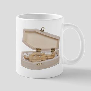 Casket Occupied Mug