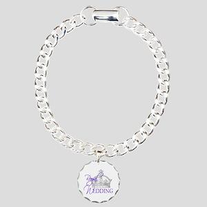 Royal Wedding London England Charm Bracelet, One C