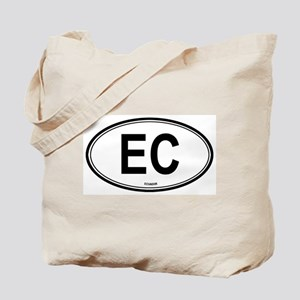 Ecuador (EC) euro Tote Bag