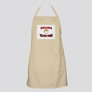 FIRED IN 2012 Apron
